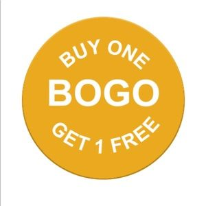 Other - Buy one get one free!